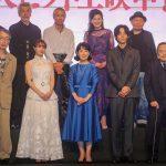 松坂桃李「しっかりとみなさまの中に届いていければ」―『いのちの停車場』公開記念舞台挨拶