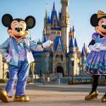 ウォルト・ディズニー・ワールド50周年『世界で一番マジカルなセレブレーション』10月1日から開催