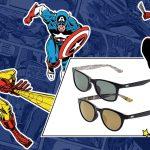 MARVELロゴやアイアンマン、スパイダーマンらをデザイン!―ZoffからMARVEL COMICSをモチーフにしたサングラスシリーズ登場!