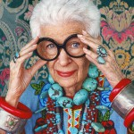 最高齢のファッションアイコンにして現役キャリアウーマン「アイリス・アプフェル!」来年3月公開!