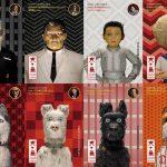 ウェス・アンダーソン監督のセンスがさく裂!人間から犬までユニークなキャラクターが勢ぞろい―『犬ヶ島』キャラクターポスター12種解禁