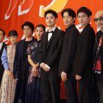 """""""カツベン""""との出会いで「すべてが変わってしまった」という成田凌、「楽しい現場に自分がする」と意気込み―『カツベン!』公開記念舞台挨拶"""