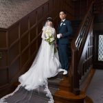 高良健吾と気品あふれる夫婦役を演じる門脇麦がウエディングドレス姿を披露!―『あのこは貴族』〈ウエディングドレス姿写真&本編映像〉解禁