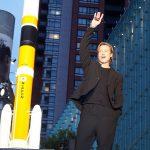 ブラッド・ピット、世界に向けて「みんな人には優しくしましょう」―『アド・アストラ』ジャパンプレミアにブラッド・ピット登壇
