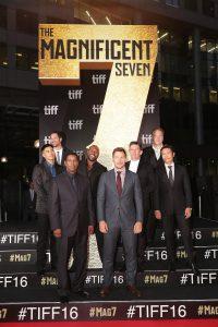 『マグニフィセント・セブン』トロント映画祭ワールドプレミア (1)