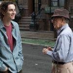 「劇場を出た後に、良い体験だったと思ってもらえたら嬉しい」―『レイニーデイ・イン・ニューヨーク』ウディ・アレン監督インタビュー到着