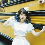「ゾンビスクール!」公開記念ニコ生校特別授業にPASSPO☆増井みおが参加!
