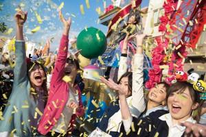 USJ「ユニバーサル・RE-BOOOOOOOORN(リ・ボーン)・パレード」 (2)