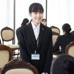 第8回東宝シンデレラ・グランプリの福本莉子が映画初主演!―『しあわせのマスカット』公開決定