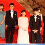 お姫様を演じた綾瀬の印象は「美しかった」と坂口―『今夜、ロマンス劇場で』ジャパンプレミアに豪華キャスト登壇