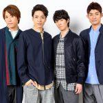 「ふぉ~ゆ~」がジャニーズ事務所初となるグループとしてのLINE公式アカウント開設!さらにLINE LIVEの実施決定