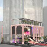 隣接するシネシティ広場と一体で映画イベントを実施!―「新宿 TOKYU MILANO再開発」跡地に地上40階の高層複合施設