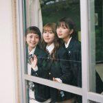 『シノノメ色の週末』桜井玲香・岡崎紗絵・三戸なつめの制服姿の写真公開