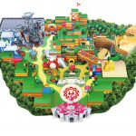 USJ『スーパー・ニンテンドー・ワールド』エリアマップ公開!「キノピオ・カフェ」には遊び心いっぱいのメニューも