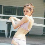 「ピンクの可愛い水着で自然とテンションも上がりました」―乃木坂46・梅澤美波1st写真集『夢の近く』〈水着カット〉解禁