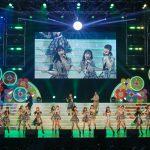 小栗有以「みんなで一つの舞台を作り上げていく感じがすごく楽しくて」―『AKB48 THE AUDISHOW』千秋楽公演に鈴木亜美がゲスト参加