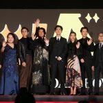 主演の成田凌「僕の宝物のような作品」―第32回東京国際映画祭『カツベン!』レッドカーペット