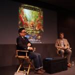 シマリスの世界を描くための撮影秘話を監督が語るイベント開催
