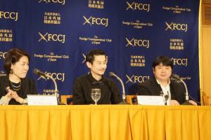 『鉄の子』日本外国特派員教会記者会見 (4)