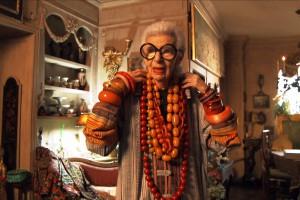 『アイリス・アプフェル!94歳のニューヨーカー』 (1)