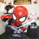 貴重なコスチュームが世界最速展示!―「スパイダーマン」期間限定ストアオープン