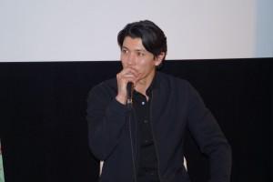 『リザとキツネと恋する死者たち』デヴィッド・サクライ トークイベント (1)