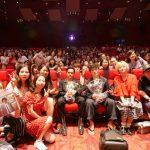 """上海最大級の会場が10分で完売!池松が語る本作で""""チャレンジしたこと""""とは?―『君が君で君だ』上海国際映画祭で舞台挨拶に池松壮亮・松居大悟監督登壇"""