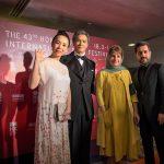 加藤雅也「パワー溢れる雰囲気に圧倒された」―『二階堂家物語』第43回香港国際映画祭オープニングセレモニーに加藤雅也、河瀨直美ら参加