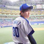始球式登板を控える齋藤飛鳥に「練習付き合います」とエール―『あの頃、君を追いかけた』山田裕貴が始球式に登板