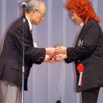 """松本零士、今後の作品作りについて""""力の限り頑張ります""""―第26回日本映画批評家大賞授賞式"""