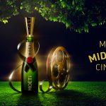 モエ・エ・シャンドンとともに「プラダを着た悪魔」や「NINE」を鑑賞する極上の映画体験―「MOЁT MIDPARK CINEMA」開催