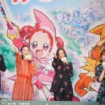 アフレコでもチームワークよく助け合いに百田夏菜子「お姉ちゃんについていこう」―『魔女見習いをさがして』完成報告イベント