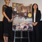 """ミルピエは""""ダンサーにとってはありがたい指導者""""―『ミルピエ ~パリ・オペラ座に挑んだ男~』公開記念トークイベントに東京バレエ団プリンシパルの上野水香が登壇"""