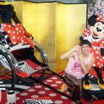 ミニーマウスの登場に、ひょっこりはんも照れ笑い―「ディズニー ミッキー90周年 マジック オブ カラー」日本橋エリア開催記念セレモニー実施