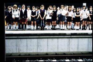 『自殺サークル』 (C)2002 自殺サークル製作委員会