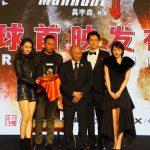 3つの初体験に福山雅治「すごく新鮮でした」―『マンハント』特報映像解禁&中国・北京プレミア開催