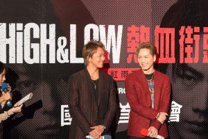 『HiGH&LOW THE RED RAIN』インターナショナルプレミア (1)