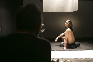 『SAINT LAURENT/サンローラン』栗原類インスパイア・ポスター メイキング (5)