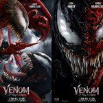 『ヴェノム:レット・ゼア・ビー・カーネイジ』2種類の海外版ポスターが世界一斉解禁