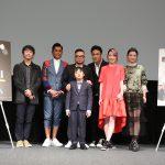 東京国際映画祭コンペ作品『シェッド・スキン・パパ』Q&Aに香港の人気俳優フランシス・ンら登壇!