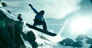 『X-ミッション』スノーボード