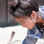 北斎の魅力がまるっと分かるポータルサイトがオープン!―『HOKUSAI』城桧吏が北斎の少年期を演じる<本編冒頭シーン>解禁