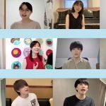 リモート女子会で提案!生徒役キャストによる手作り動画―映画『くちびるに歌を』キャスト12人が主題歌をリモート合唱