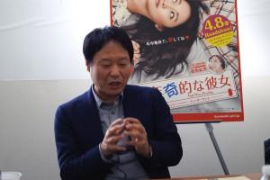 『更年奇的な彼女』クァク・ジェヨン監督インタビュー (3)