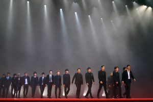 『HiGH&LOW THE MOVIE』完成披露プレミアイベント (2)