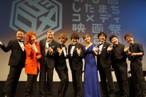 「第8回したまちコメディ映画祭in台東」声優口演ライブinしたコメ2015【前夜祭】