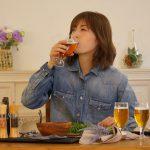 ビールにあう燻製料理に初挑戦!ビールグラスの思い出で涙も…―Huluオリジナル『明日海りおのアトリエ』《第4回PR映像》解禁