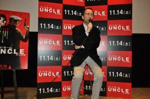 『コードネーム U.N.C.L.E.』スパイ研究家・落合浩太郎 (1)