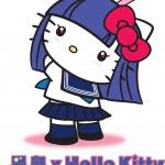 キティちゃんが星泉に!?『セーラー服と機関銃 -卒業-』とコラボ商品発売!