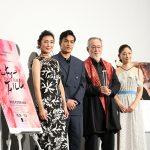 杉田成道監督の演出に仲代達矢「新人のような気持ちになって」―『帰郷』舞台挨拶
